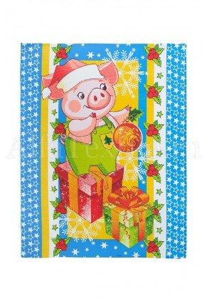 Кухонное полотенце Новый Год 47*60