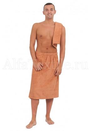 Набор для сауны махровый мужской